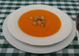 Recepta: crema de pastanaga i carbassa